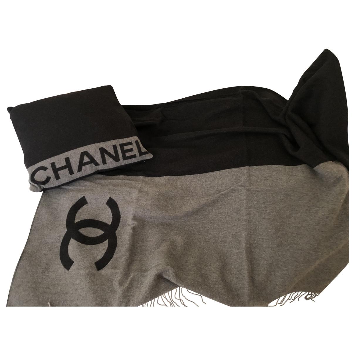 Manta de Lana Chanel