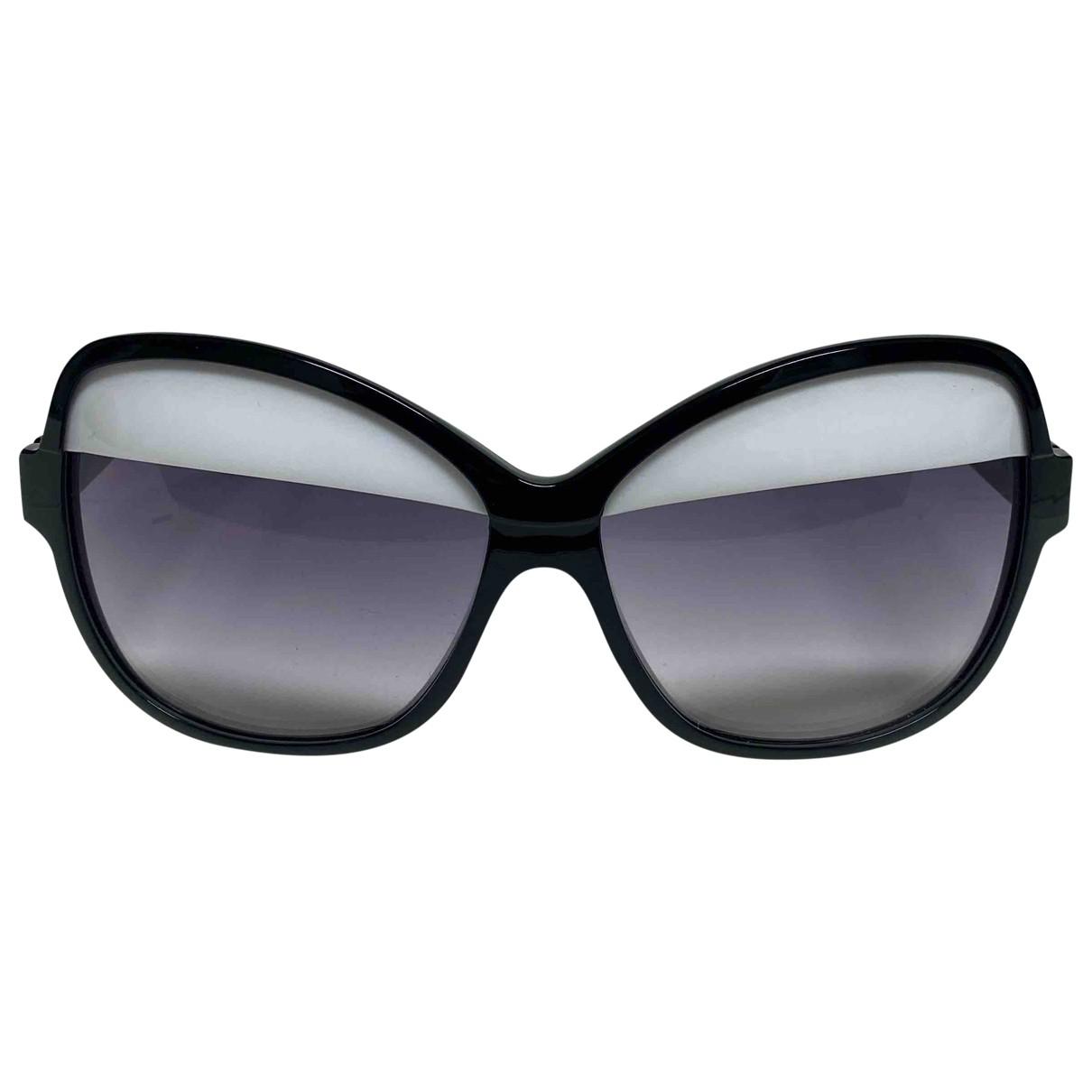 Gafas oversize Courreges