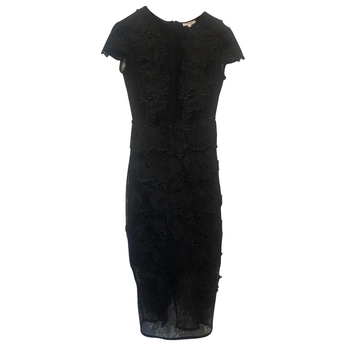Non Signé / Unsigned N Black dress for Women M International