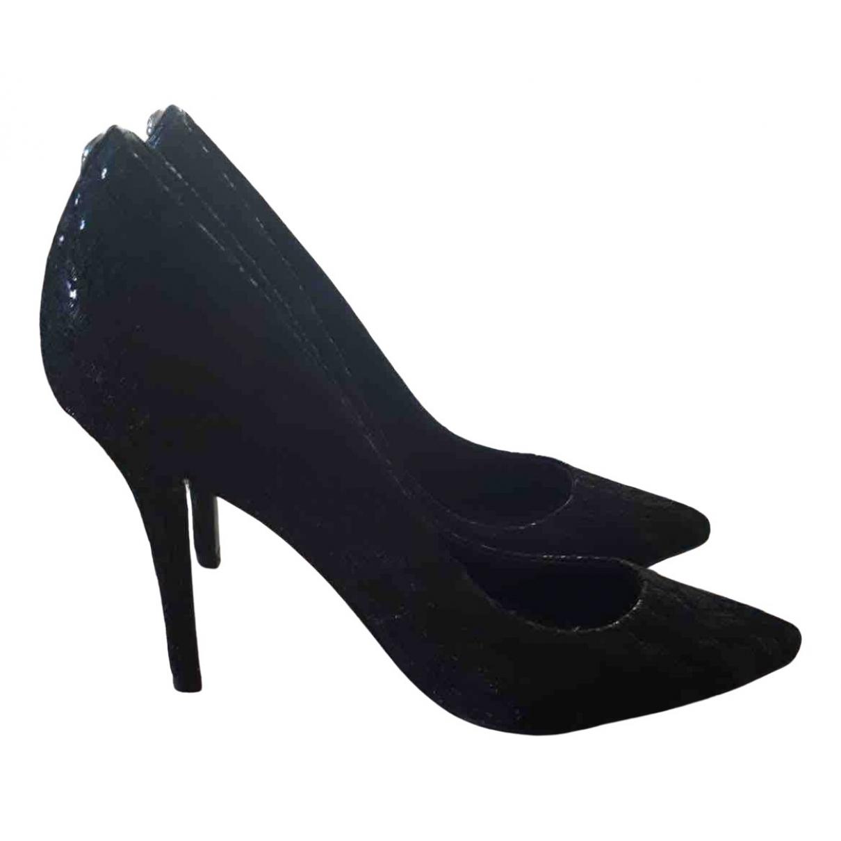 Guess N Black Heels for Women 38 EU