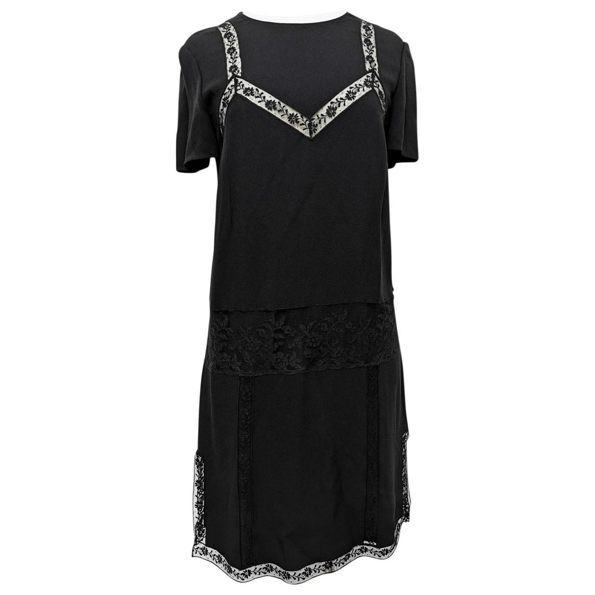 Prada - Robe   pour femme - noir