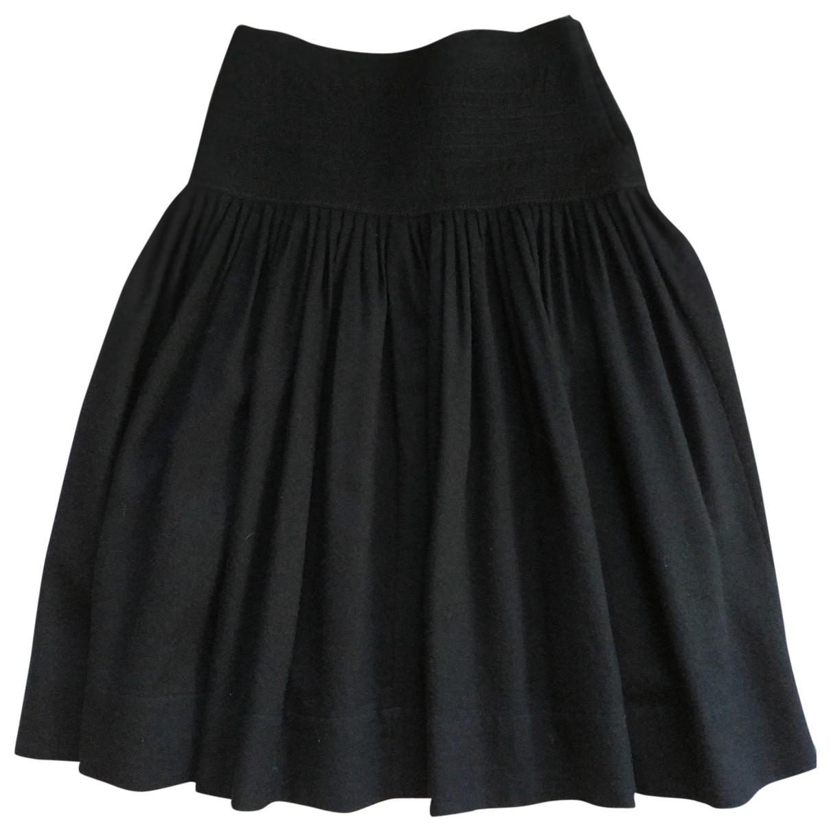 Falda midi de Lana Isabel Marant Etoile