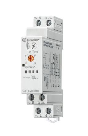 Finder Staircase TimerTreppenlicht-Zeitschalter, 230 V ac