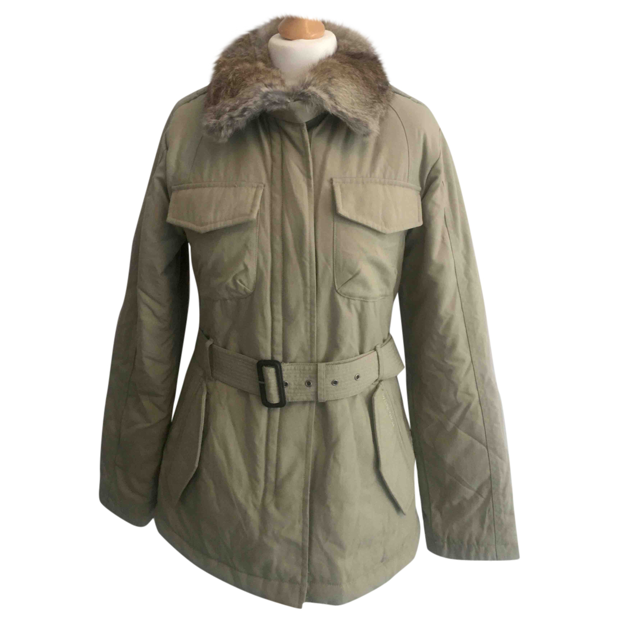 Woolrich N Green coat for Women M International