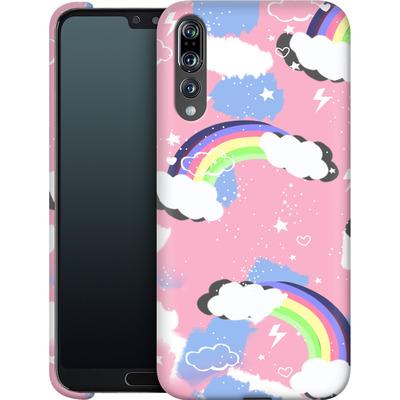 Huawei P20 Pro Smartphone Huelle - Unicorn Rainbow von Mukta Lata Barua