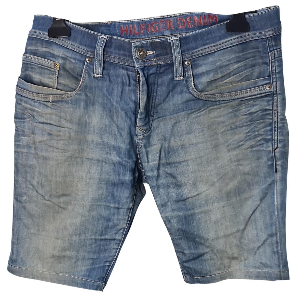Tommy Hilfiger \N Shorts in  Blau Baumwolle