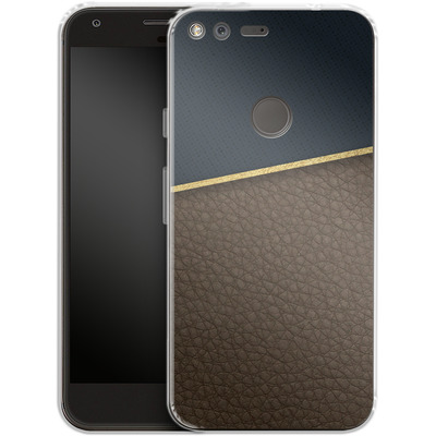 Google Pixel XL Silikon Handyhuelle - Oxford von caseable Designs