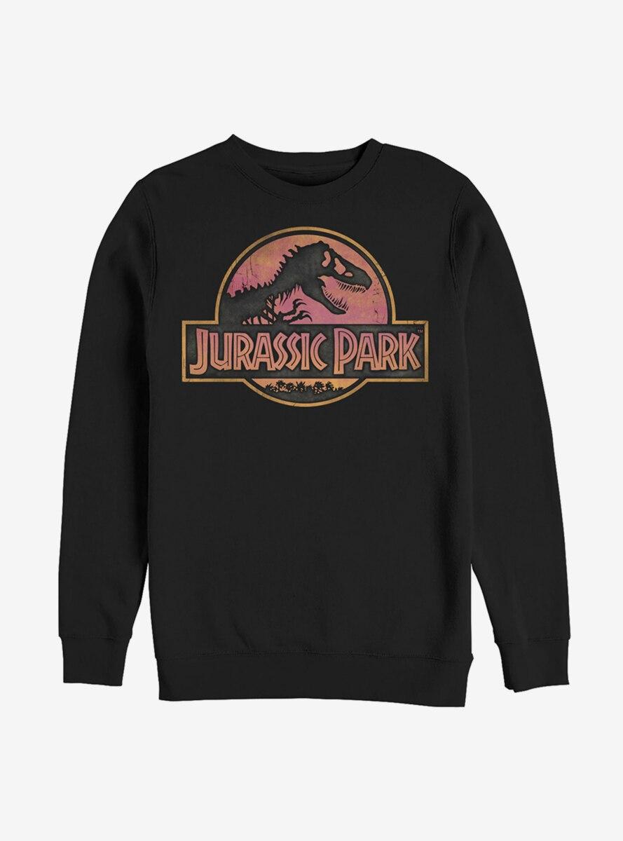 Jurassic Park Sunset Park Sweatshirt