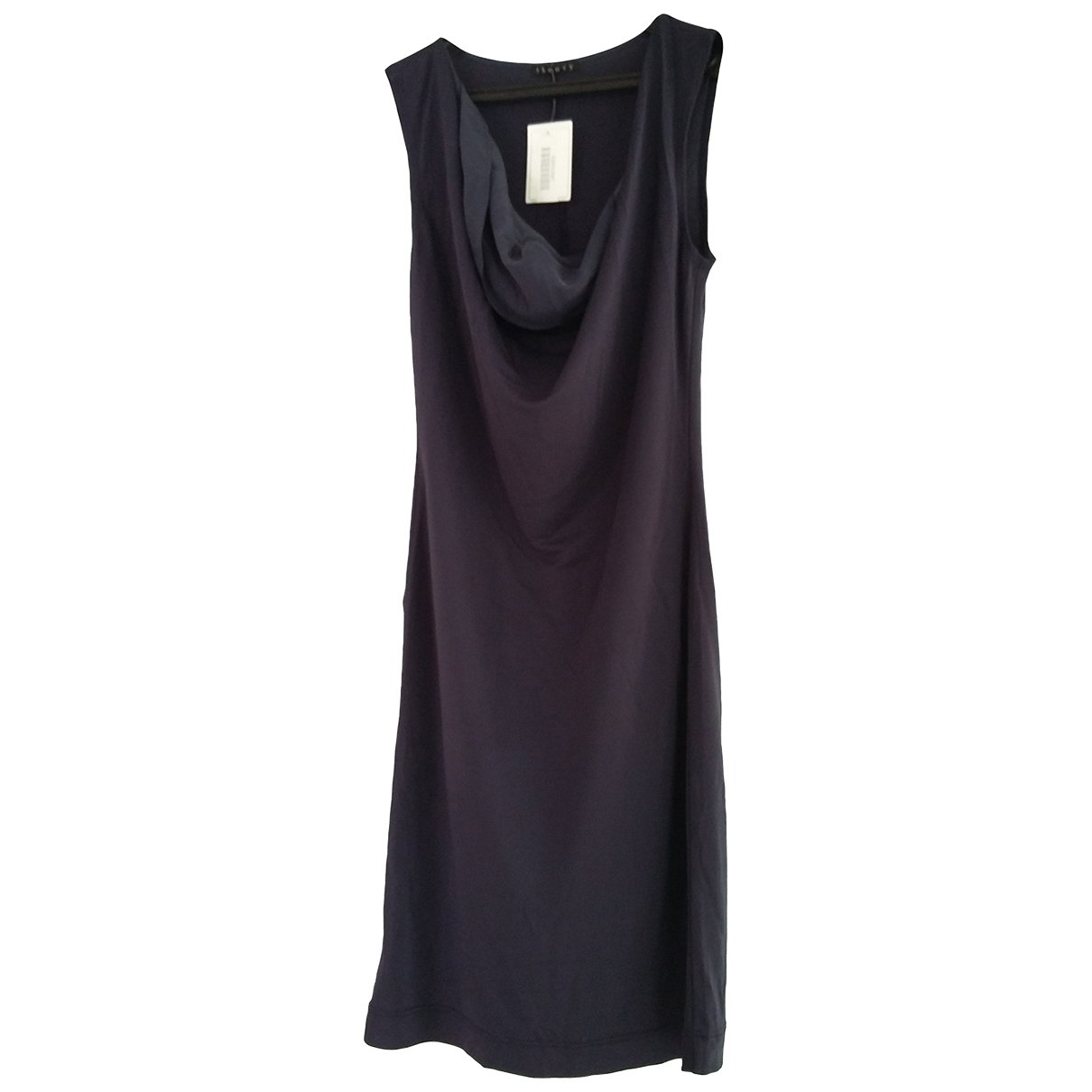Theory - Robe   pour femme - marine