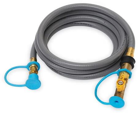 XOLQD 12 ft. Quick Disconnect Fuel Supply Hose (For Use with Freestanding Grills