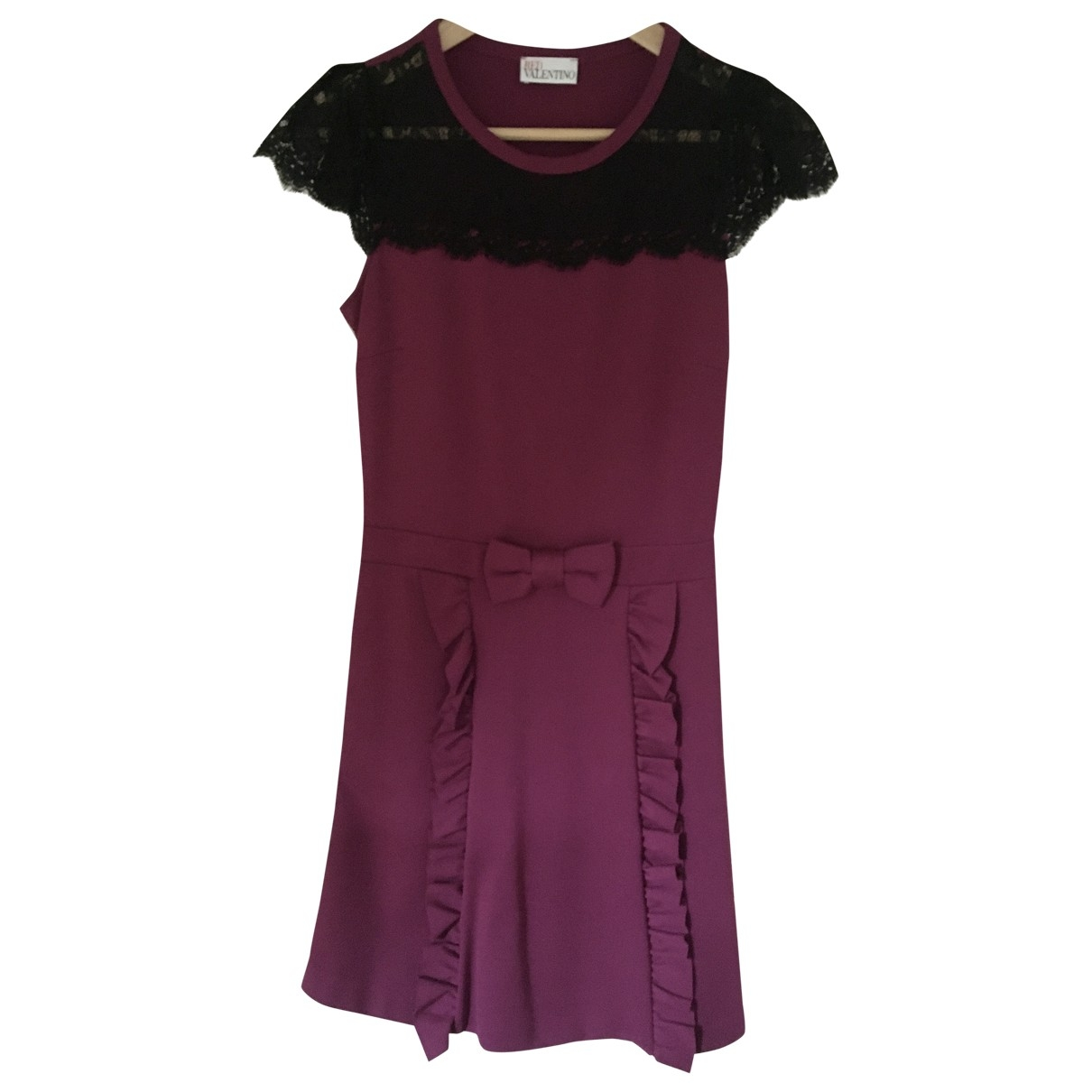 Red Valentino Garavani - Robe   pour femme - rose