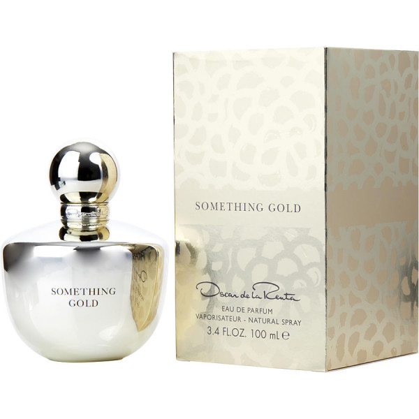 Something Gold - Oscar De La Renta Eau de Parfum Spray 100 ml