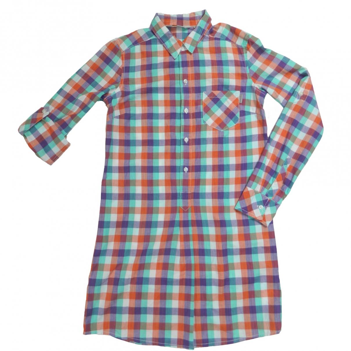 Carhartt \N Kleid in  Bunt Baumwolle
