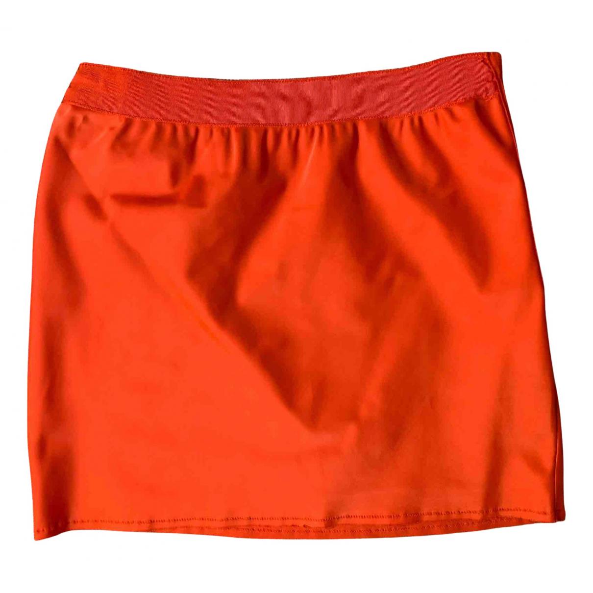 Club Monaco \N Rocke in  Orange Polyester