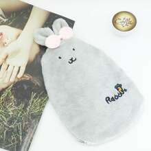 1pc Hot Water Bag & 1pc Plush Bag