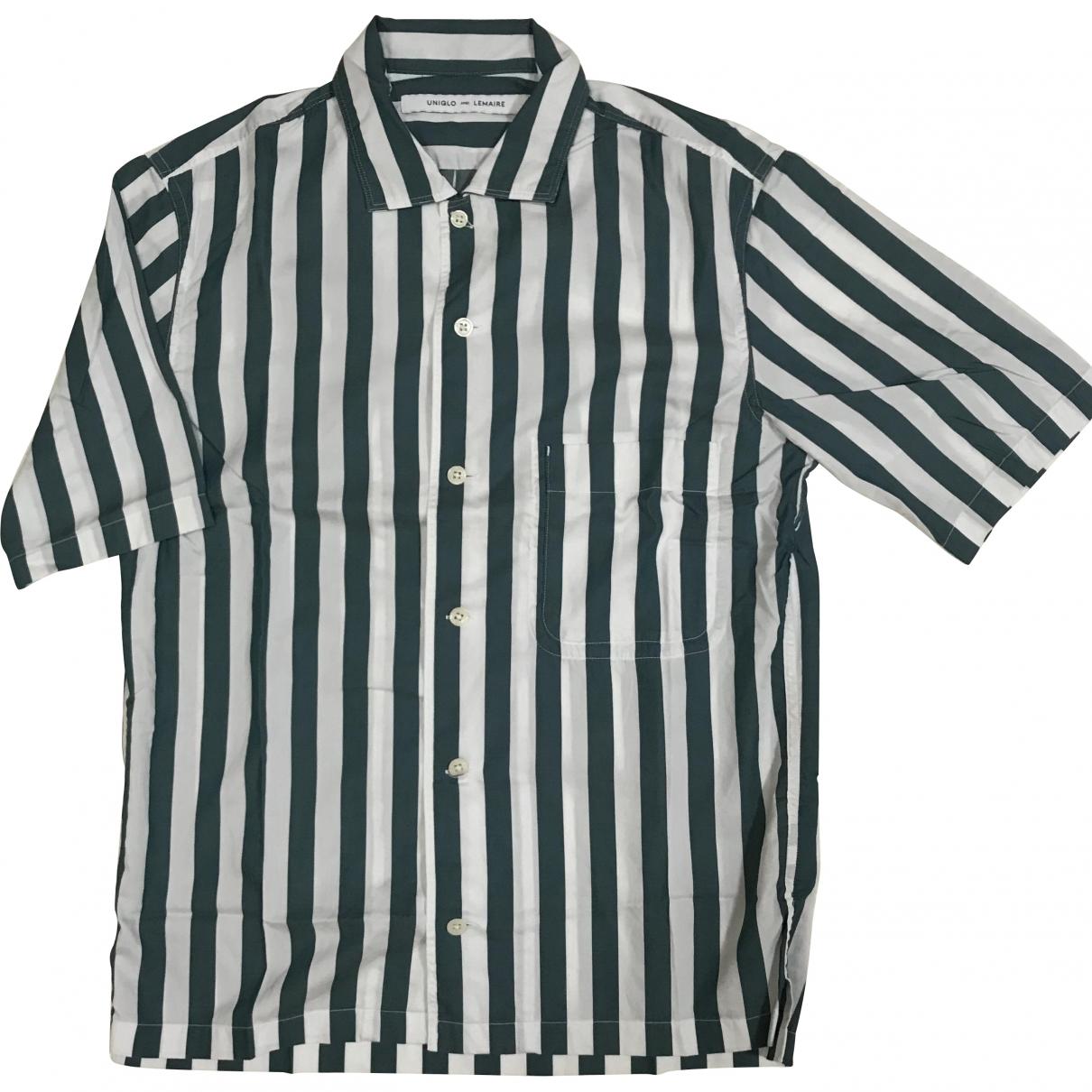 Lemaire X Uniqlo \N Hemden in  Bunt Baumwolle