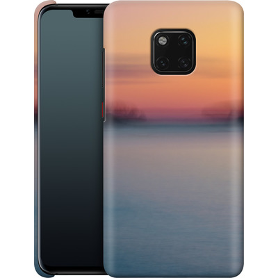 Huawei Mate 20 Pro Smartphone Huelle - Sea Sunset Abstract 2 von Joy StClaire