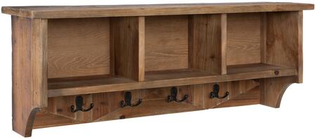 Revive Collection ARVA0420 Reclaimed Coat Hooks w/Storage