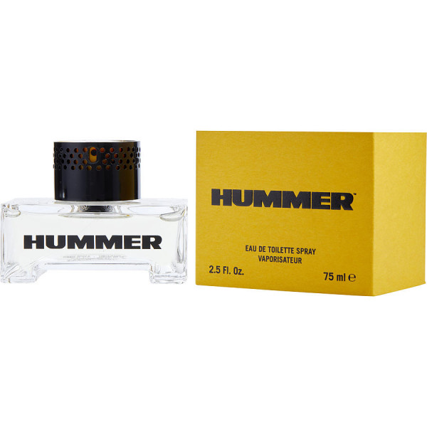 Hummer - Hummer : Eau de Toilette Spray 2.5 Oz / 75 ml