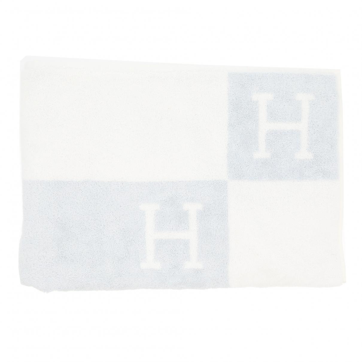 Hermes - Objets & Deco   pour lifestyle en coton - bleu