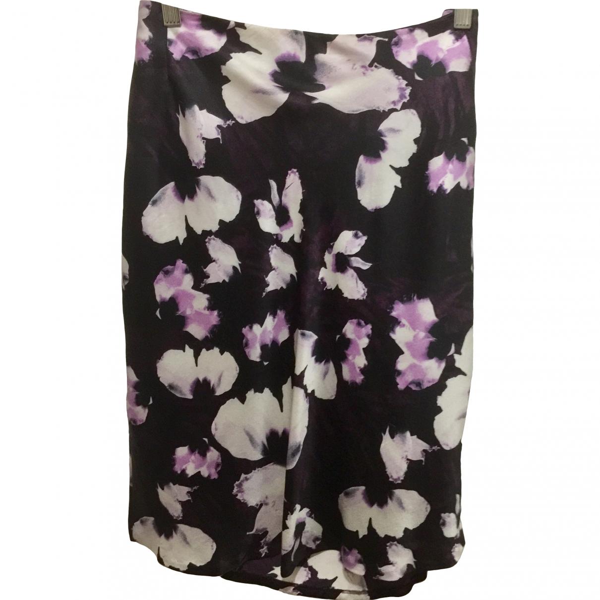 Hugo Boss \N Multicolour Silk skirt for Women 44 FR