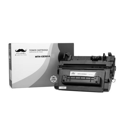 Compatible HP 90A CE390A Black Toner