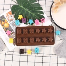 1pc Christmas Silicone Chocolate Mold