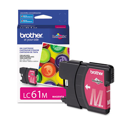 Brother DCP-J125 originale magenta cartouche d'encre