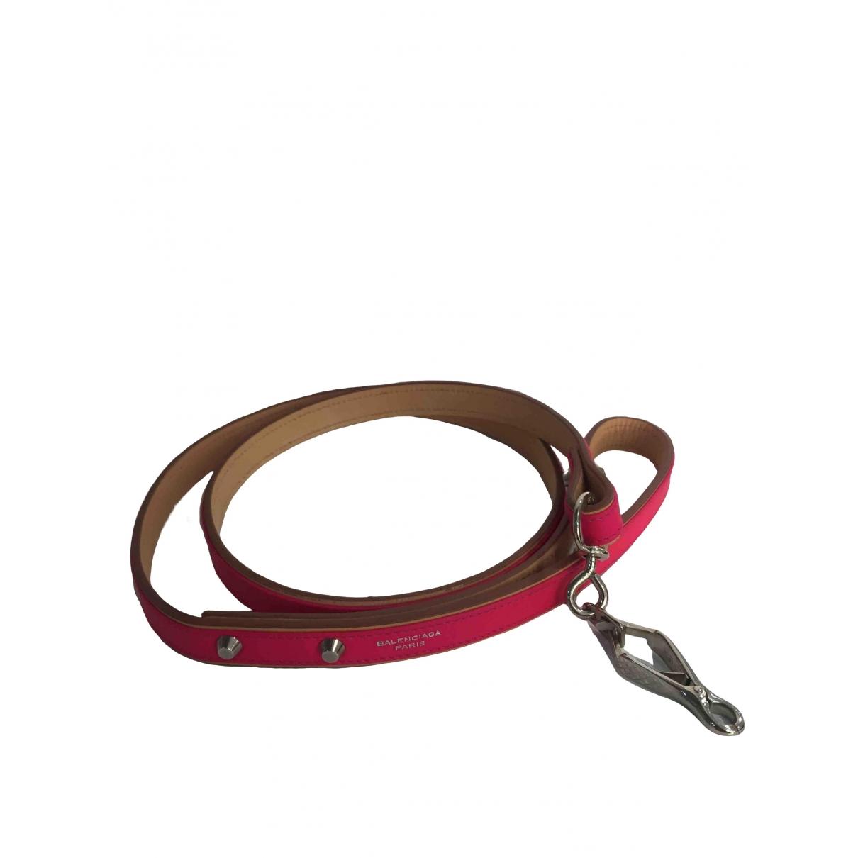 Balenciaga - Accessoires   pour lifestyle en coton - rose