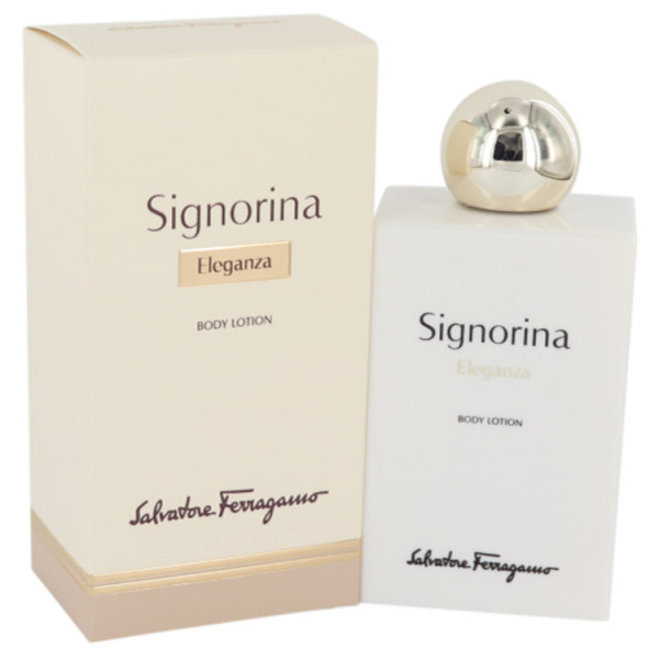 Signorina Eleganza - Salvatore Ferragamo Locion corporal 200 ml
