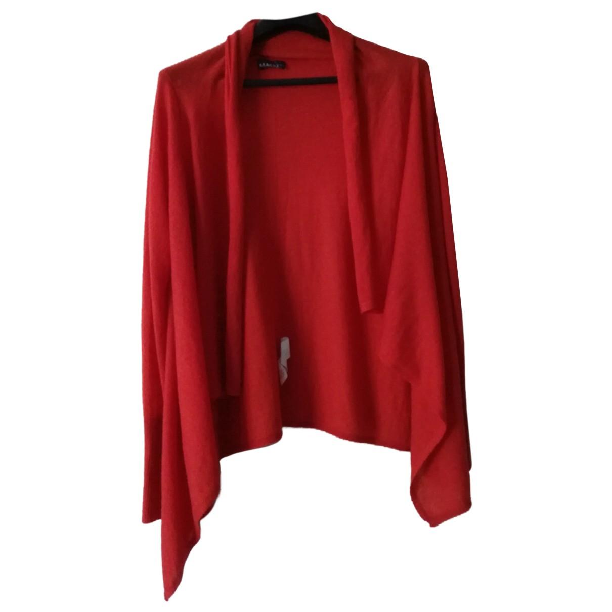 Stefanel N Red Cashmere Knitwear for Women L International