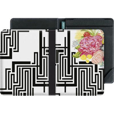 tolino vision 4 HD eBook Reader Huelle - Michi Garden von Khristian Howell