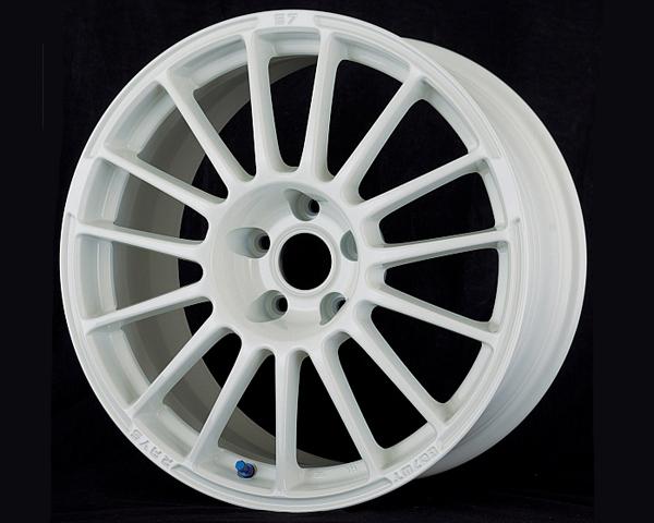 57Motorsport 57M-G07WT-187.5-5100 White G07WT Wheel 18x7.5 5x100 50mm