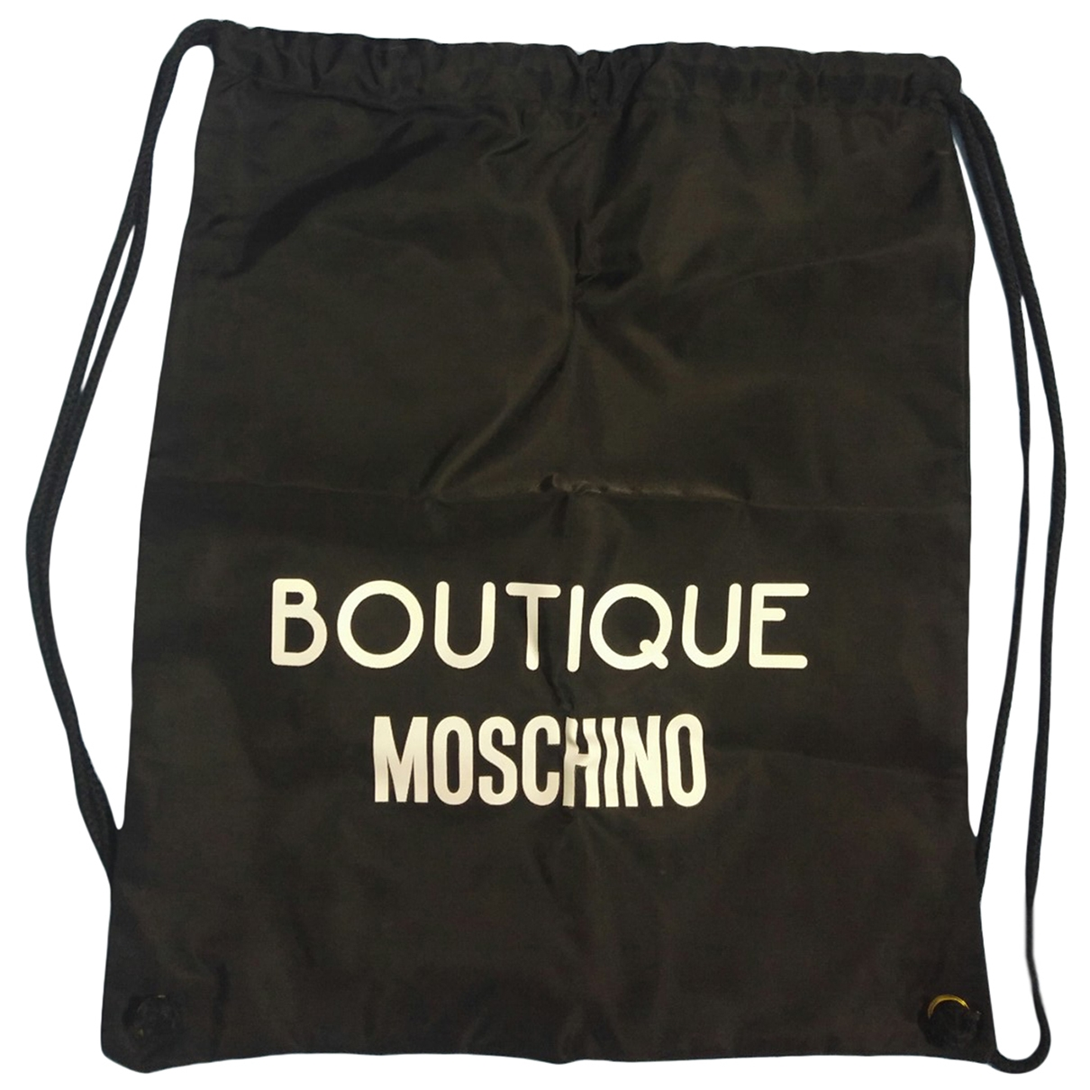 Moschino - Fitness   pour lifestyle en coton - noir