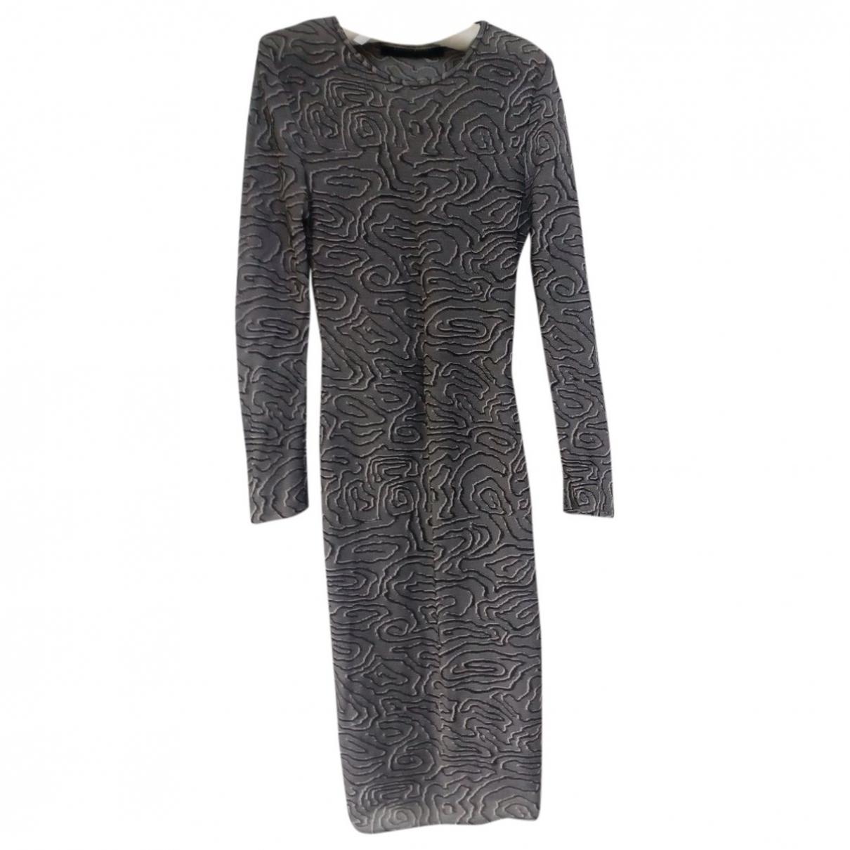 Roland Mouret \N Grey dress for Women 12 UK