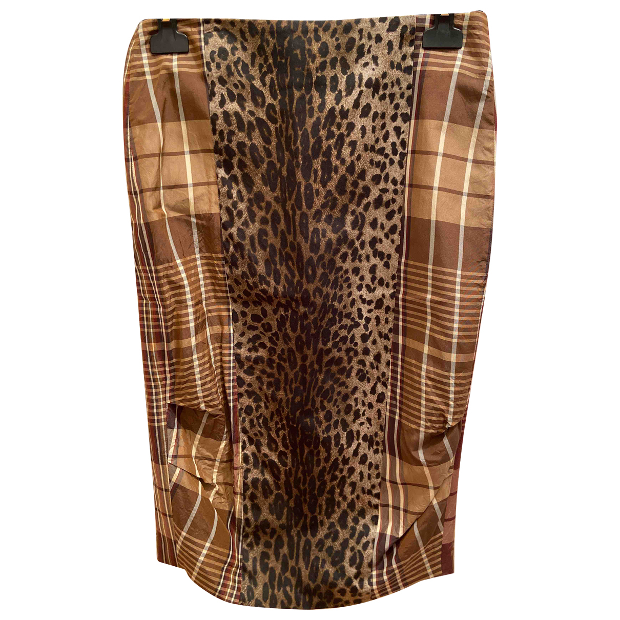 Max Mara \N Multicolour skirt for Women 38 IT