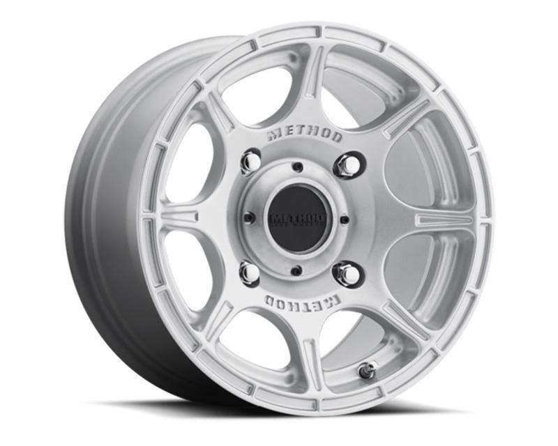 Method MR408 Roost Silver 14x7 4x156 13mm UTV Wheel Set of 4 CLEARANCE