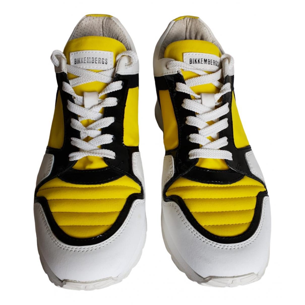 Dirk Bikkembergs \N Sneakers in  Bunt Leder