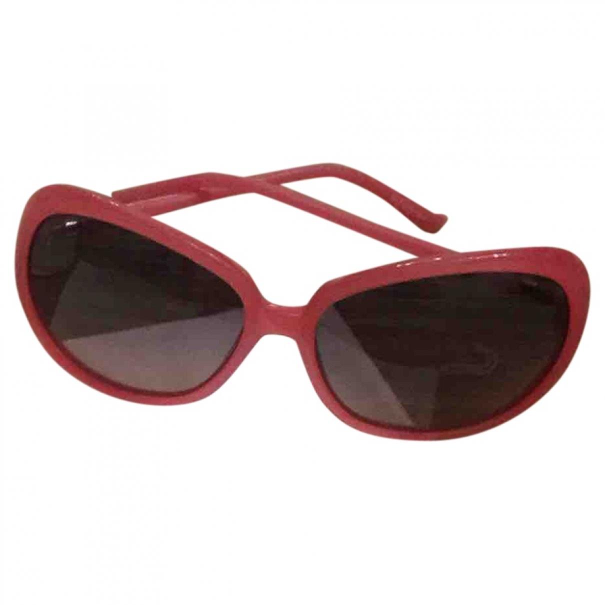 Yves Saint Laurent \N Pink Sunglasses for Women \N