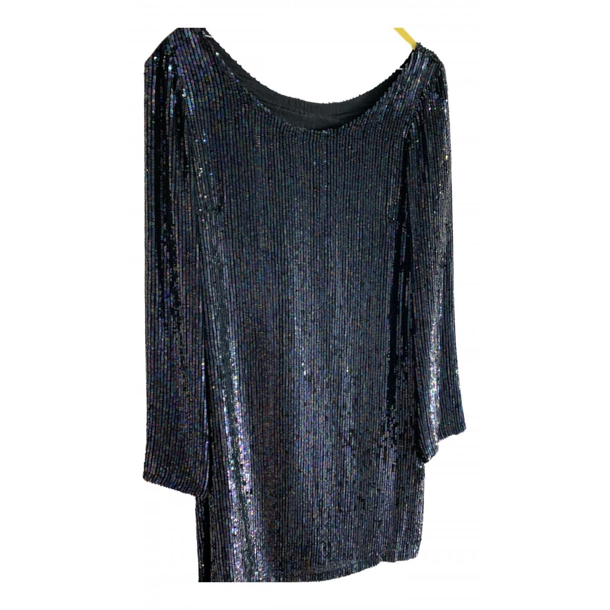 Parosh \N Kleid in  Blau Synthetik