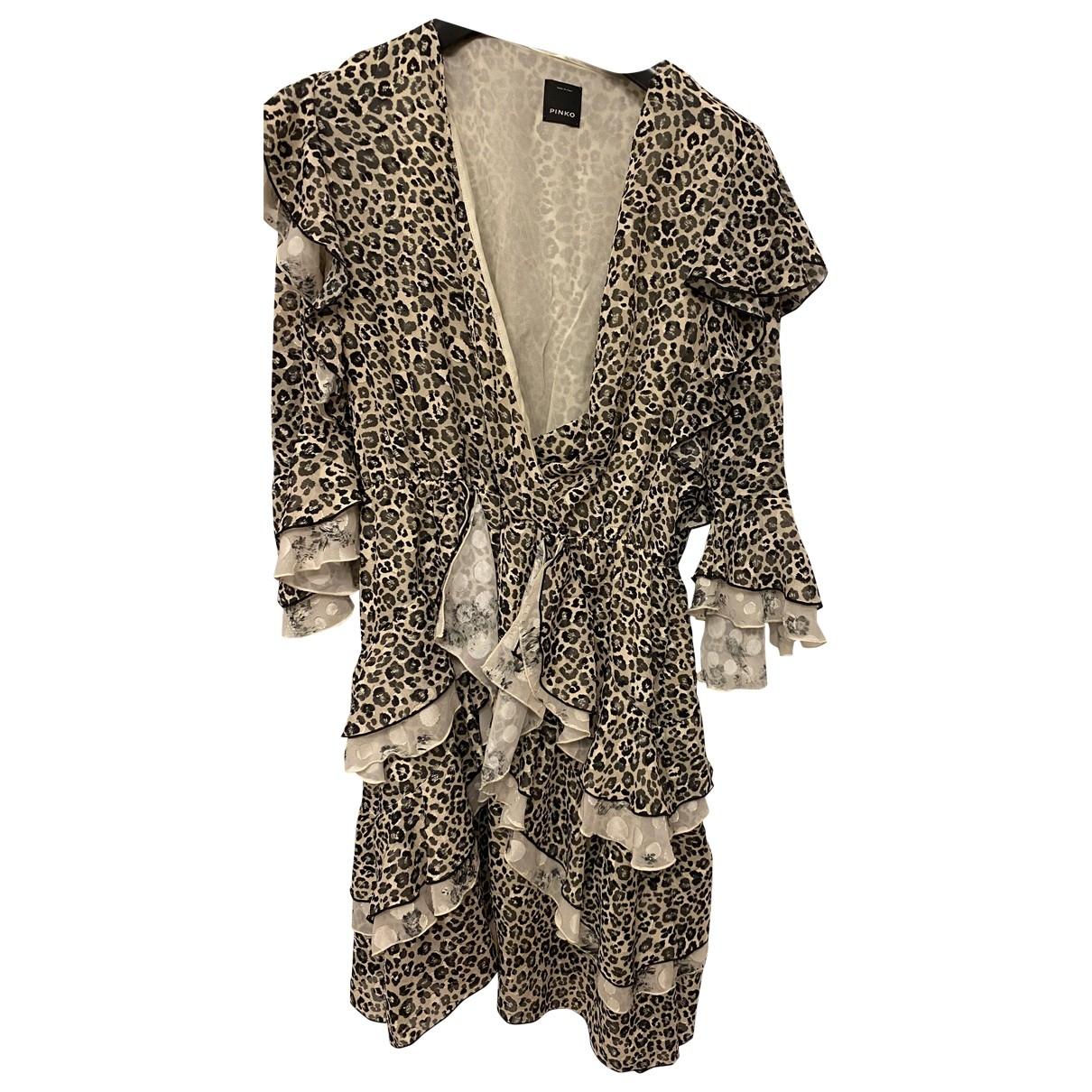 Pinko \N Kleid in Polyester
