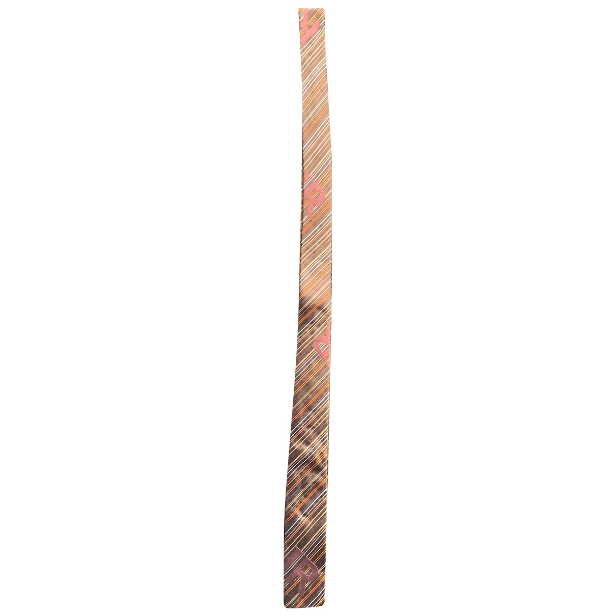 John Richmond - Cravates   pour homme en soie - multicolore