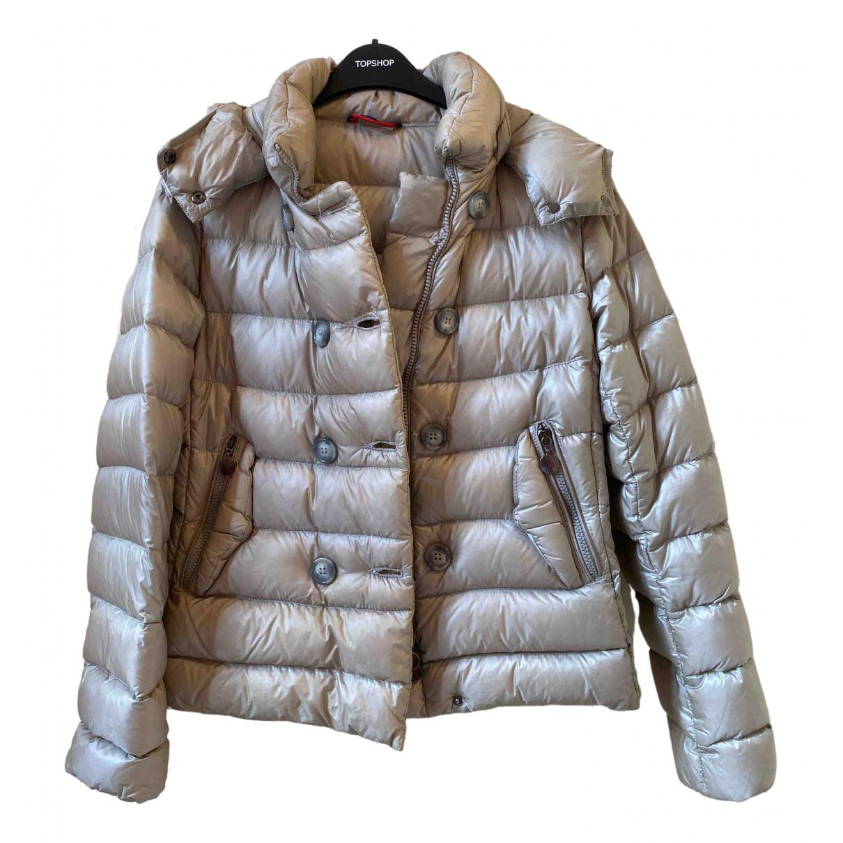 Moncler - Blousons.Manteaux Classic pour enfant - beige