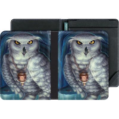 tolino vision 3 HD eBook Reader Huelle - Ed Beard Jr - Wizard Messenger Owl von TATE and CO