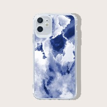 Tie Dye Anti-fall iPhone Case