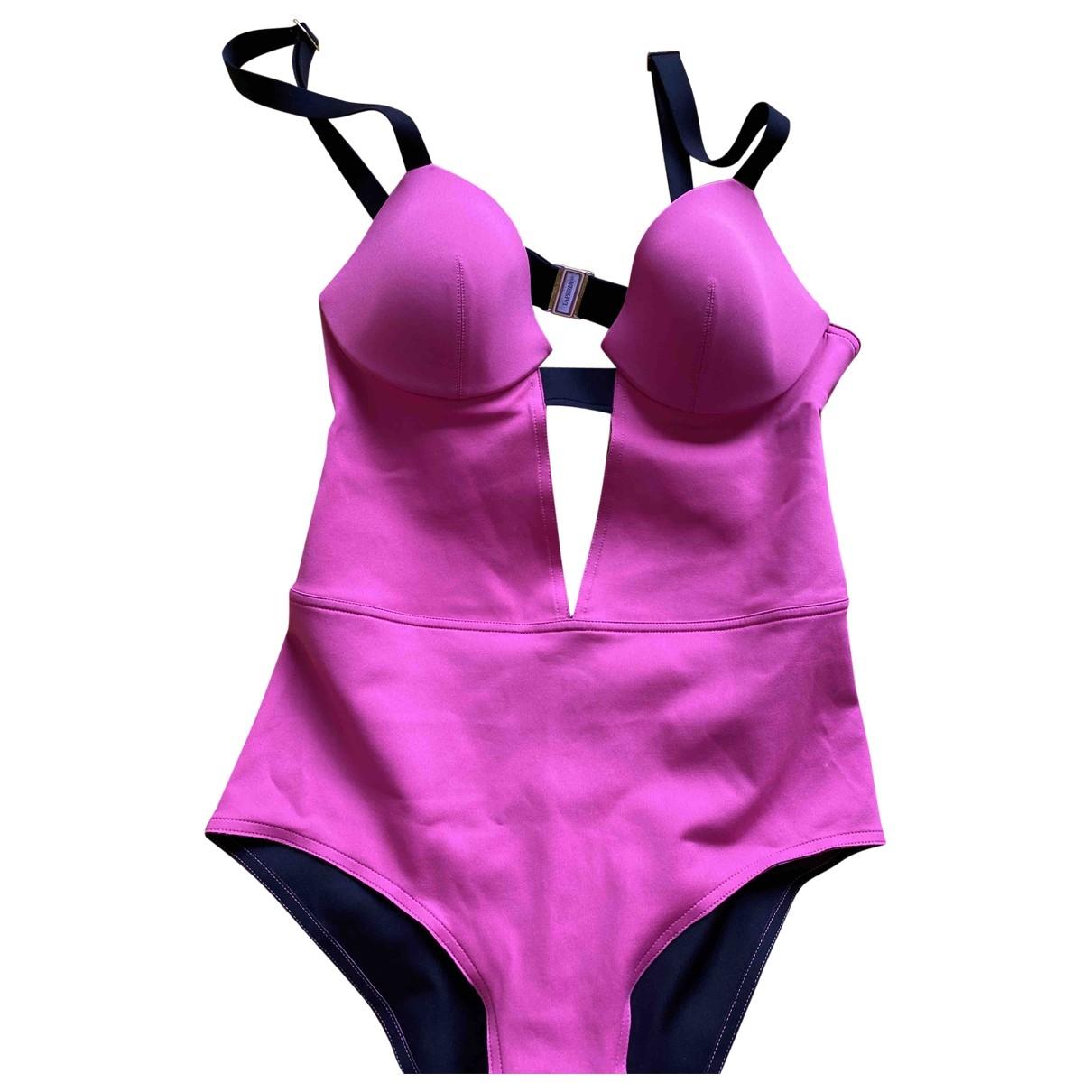 La Perla - Bain   pour femme en lycra - rose