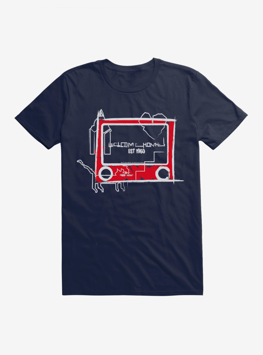Etch A Sketch Welcome Home T-shirt