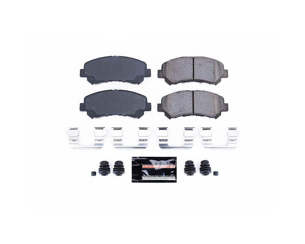 Power Stop Z23-1338 Z23 Evolution Sport Brake Pads w/Hardware Front Nissan Rogue 2008-2013