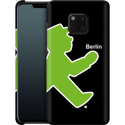 Huawei Mate 20 Pro Smartphone Huelle - Berlin GO von AMPELMANN