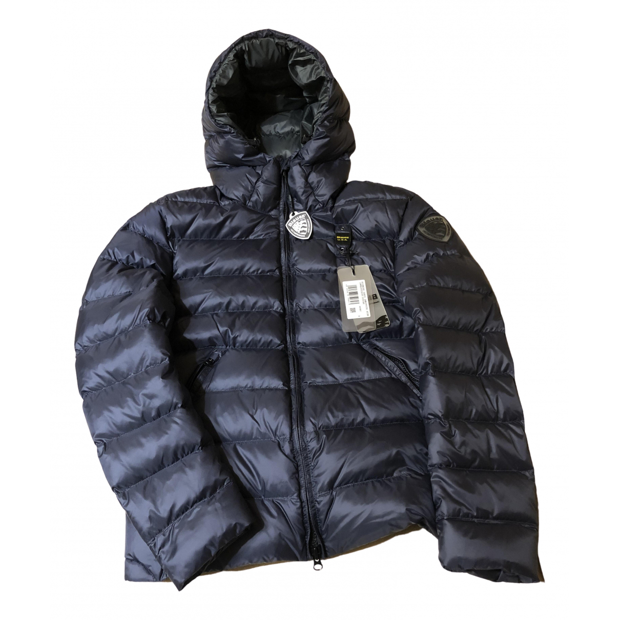 Blauer N Blue coat for Women S International